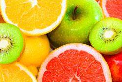 Полезный перекус - фрукты