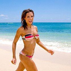 Как выглядеть на пляже стильно