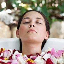 Косметические ванны для тела