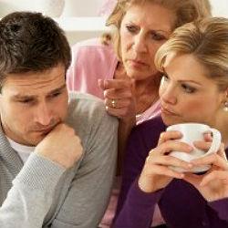 Проживание с родителями после свадьбы